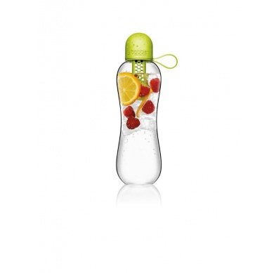 bobble 590ml infuse citron